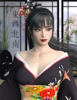 Kaoruko for Genesis 8 Female