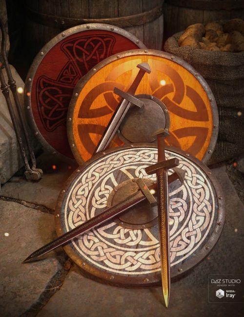 Viking Shield Kit for Genesis 8