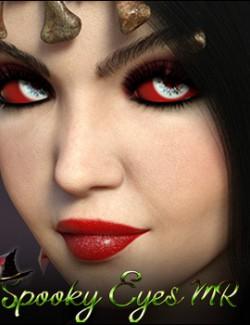 TMHL Spooky Eyes MR G8