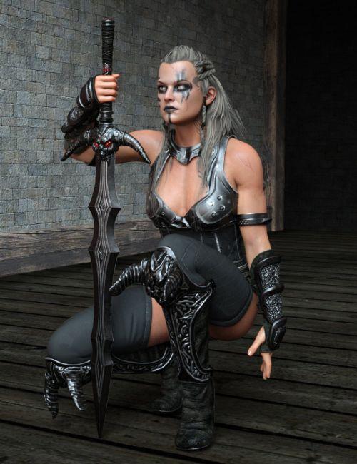 Birka Poses for Genesis 8 Female