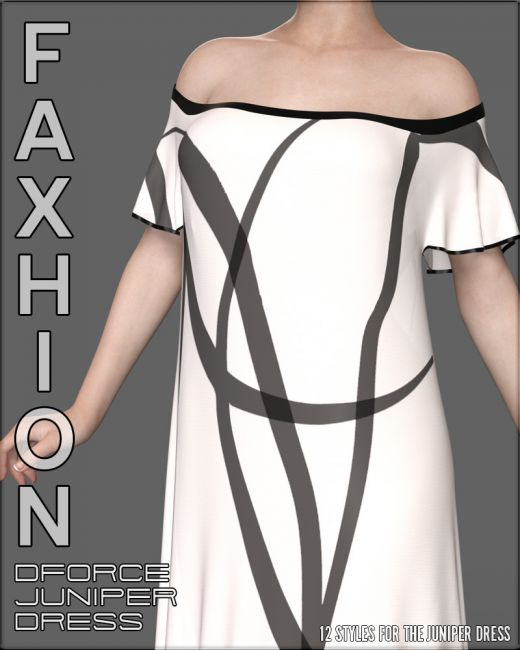 Faxhion - dForce Juniper Dress