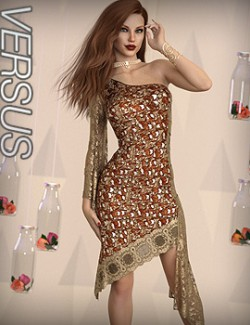 VERSUS - ChaCha dForce dress for G8F