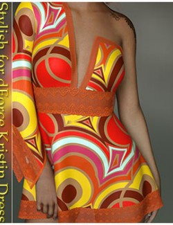 Stylish for dForce Kristin Dress