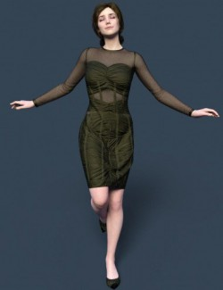 dForce NM Outfit for Genesis 8 Females