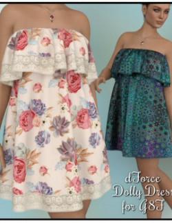 dForce - Dolly Dress for G8F