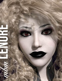 MbM Lenore for Genesis 3 and 8 Female