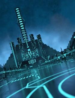 Electron City Scenes
