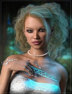 Elodie for Genesis 8 Female