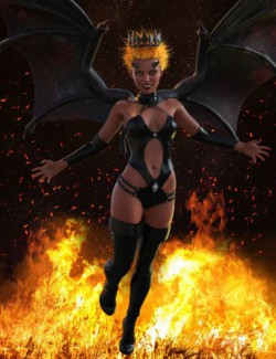 dForce Diamond Queen Outfit for Genesis 8 Females