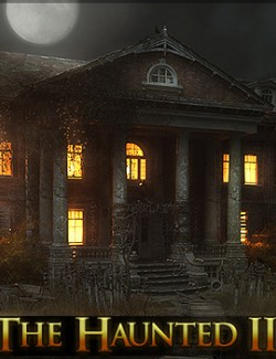 The Haunted II Background Set