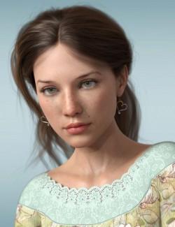 P3D Chrissy HD for Genesis 8 Female