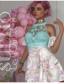 Sueno Leyla Outfit G8F
