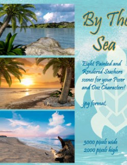 By The Sea Backgrounds