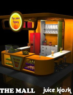 The Mall - Juice Kiosk