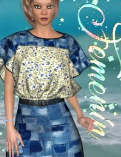 DA-Femenin for Willow Dress