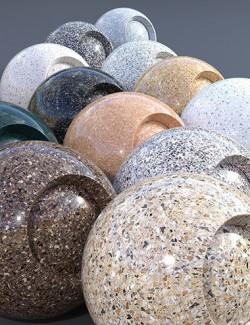 Terrazzo Marble - Iray Shaders