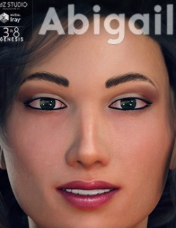 Abigail for Genesis 3 and 8 Females