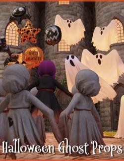 Halloween Ghost Props