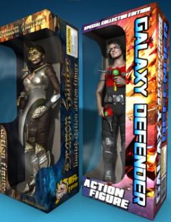 Action Figure Boxes