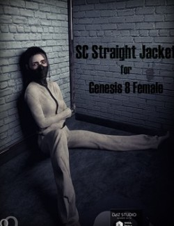 SC Straightjacket for Genesis 8 Female