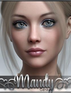 SASE Mandy for Genesis 8