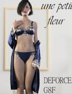 Une Petit Fleur dForce Clothing for G8F