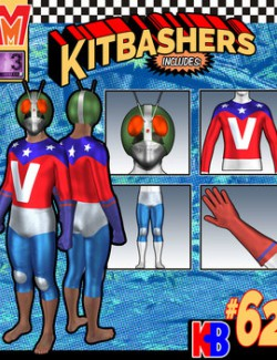 Kitbashers 062 MMG3M