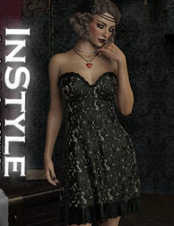 InStyle - dforce - Bewitching Dress - G8F