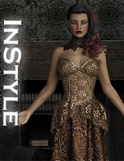 InStyle - dforce - Bewitching Gown - G8F