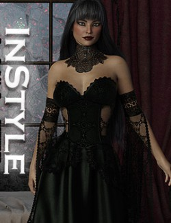 InStyle - dforce - Bewitching Sleeves - G8F