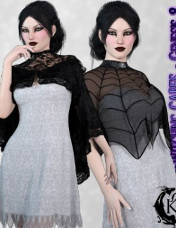 dforce- Bewitching Capes- Genesis 8