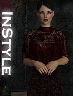 InStyle - dforce - Bewitching Capes - G8F