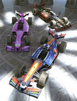 Fermion Race Car : Destiny