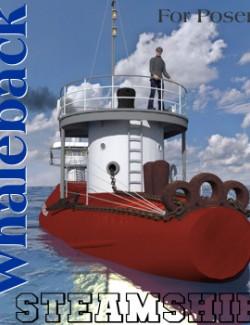 Whaleback Steamship