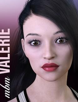 MbM Valerie for Genesis 3 and 8 Female