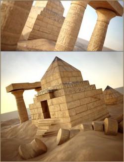 The Lapis Pyramid