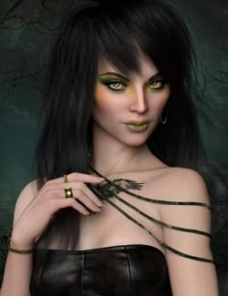 DD Keres HD for Genesis 8 Female