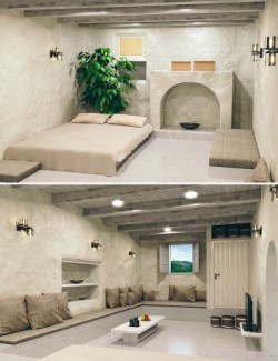 Oikos Master Room