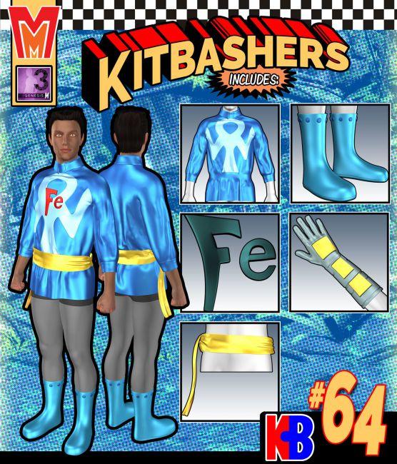 Kitbashers 064 MMG3M