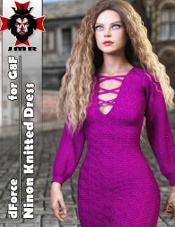 JMR dForce Ninon Knitted Dress for G8F