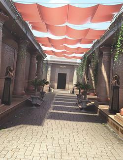 Hypostyle Hallway