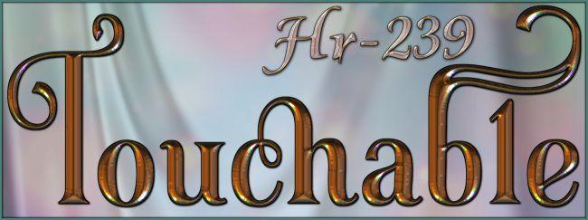 Touchable Hr-239