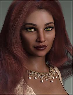 Zahra for Genesis 8 Female