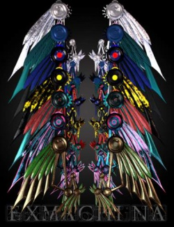 ExMachina Wings for Genesis 8