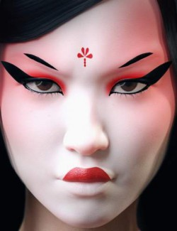 Chinese Make-up