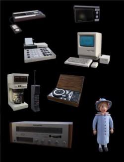 FG Vintage Home Items