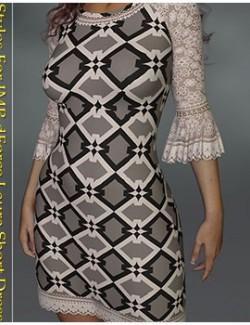 Styles for JMR dForce Laura Short Dress