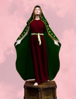 Sacred: Poses For Genesis 8 Female and Textures for Middle Eastern Outfit