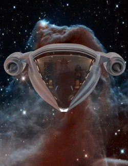 PW Space Ship