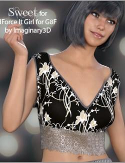 Sweet for dForce It Girl